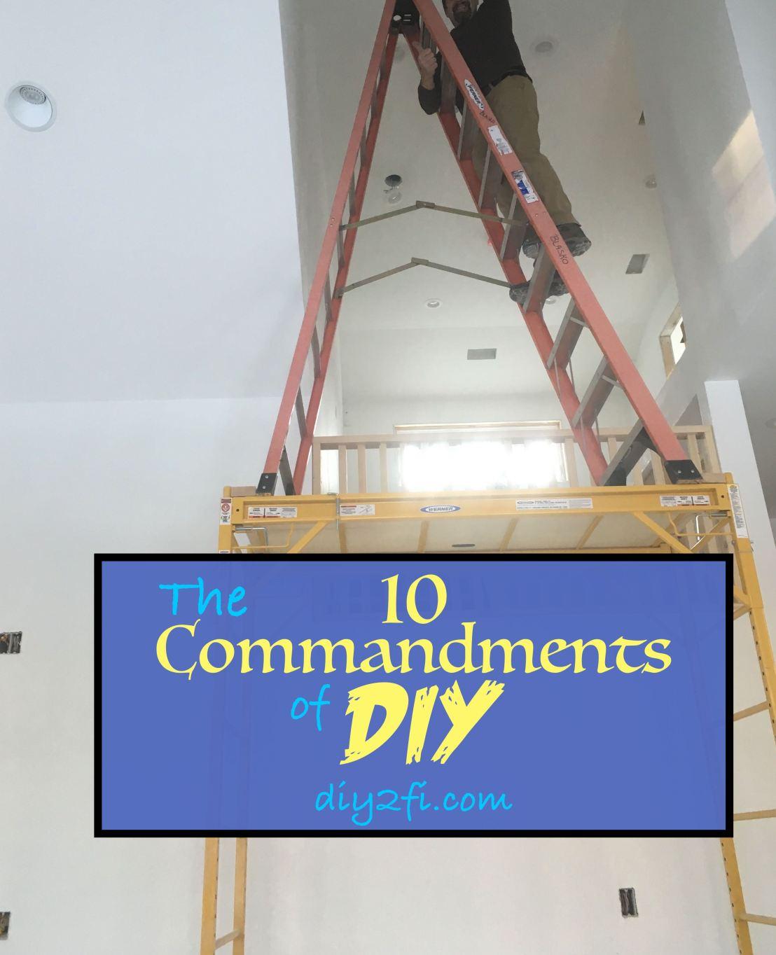 10 Commandments Pinterest