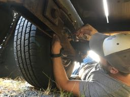 Check Your Brakes! A Trailer Electrical Repair