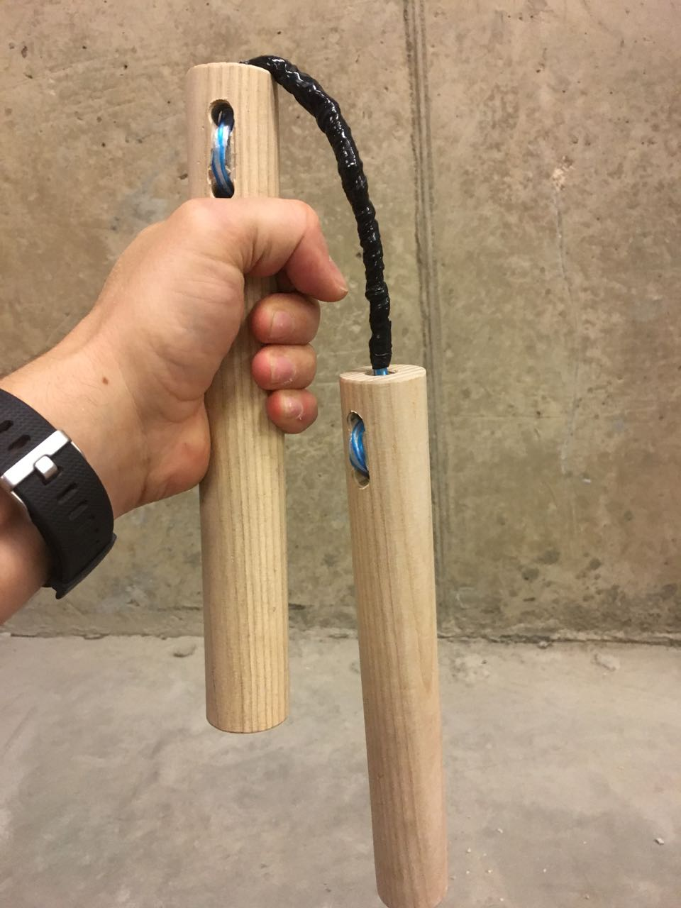 How To: Make Some Friggin Nunchucks!