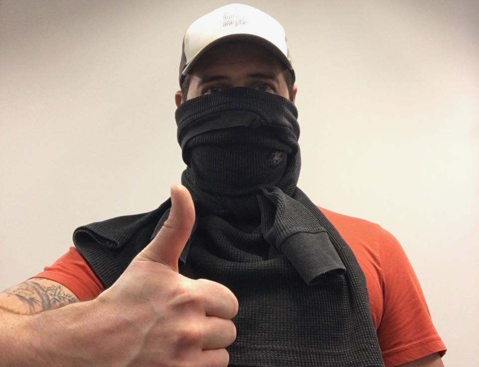 How To: Make an Impromptu DustMask