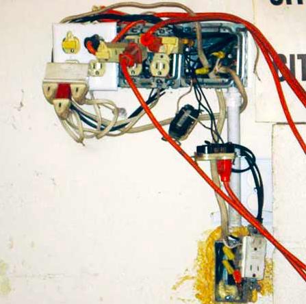 Dangers of DIY