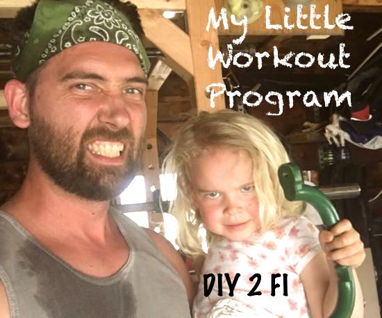 Fit to FI: My Little Workout Program