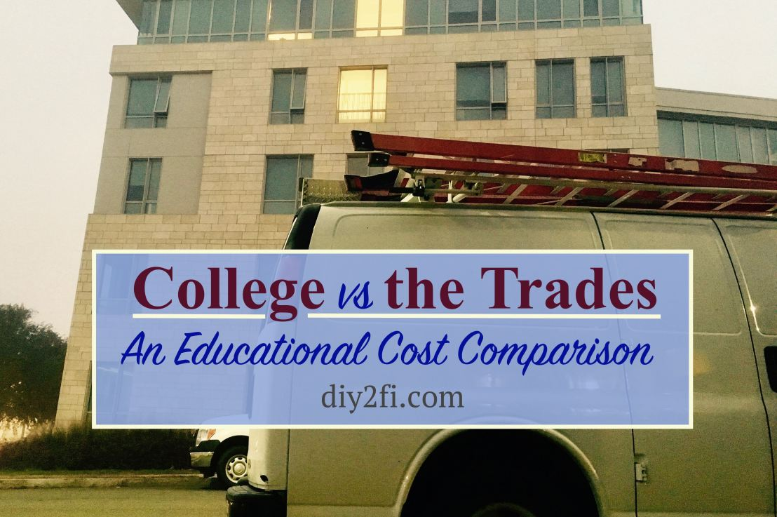 College vs The Trades: An Educational Cost Comparison