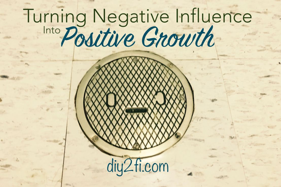 Turning Negative Influence into Positive Growth