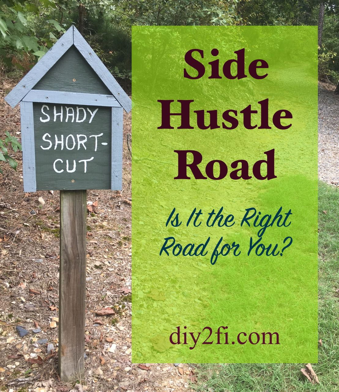 Side Hustle Road Pinterest