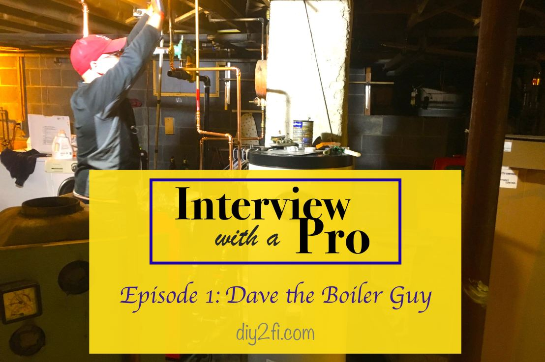 Interview With A Pro: Dave the HeatingGuy